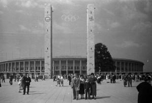 Berlin à l'heure des Jeux