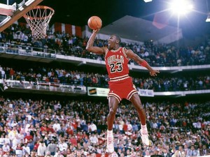"""""""His Airness"""" a plané sur le monde du basket pendant deux décennies. (Forbes)"""